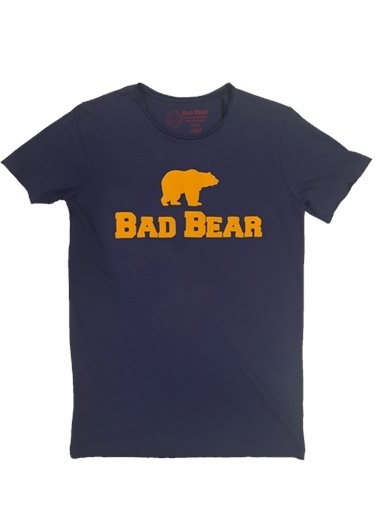 Bad Bear Tişört İndigo